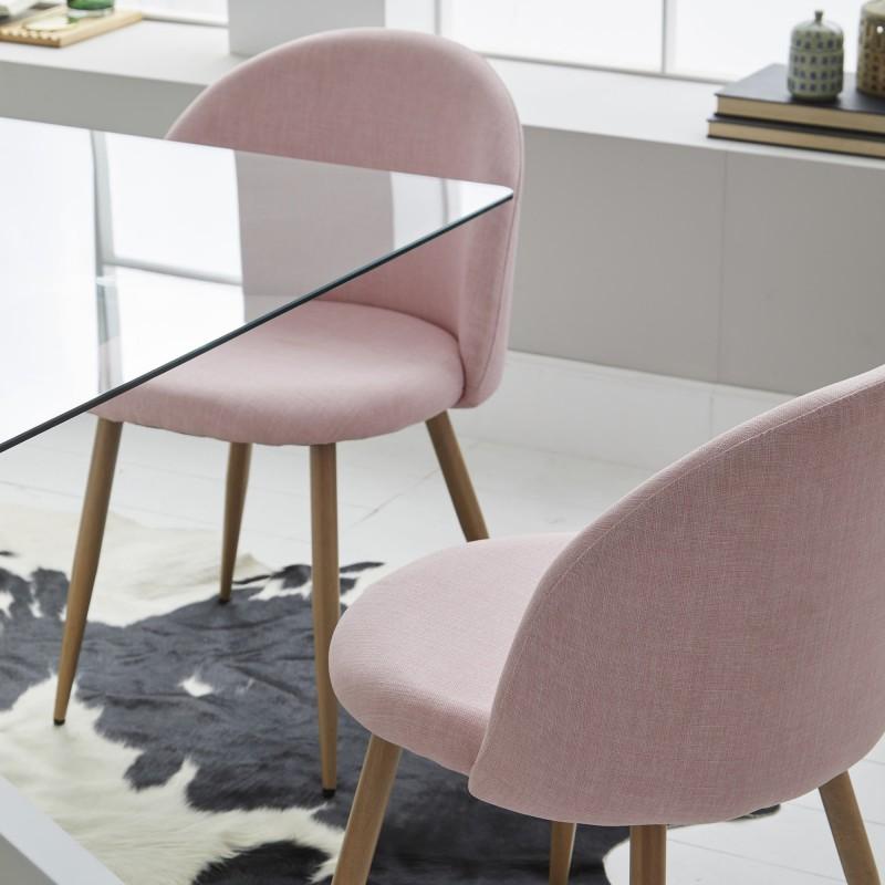 Paris cadeira sala de jantar 78x51x55