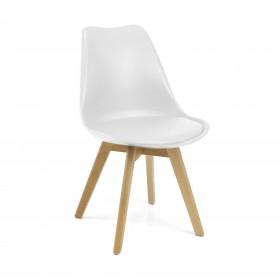 Nordic cadeira de sala de jartar 82,5x48,5x56