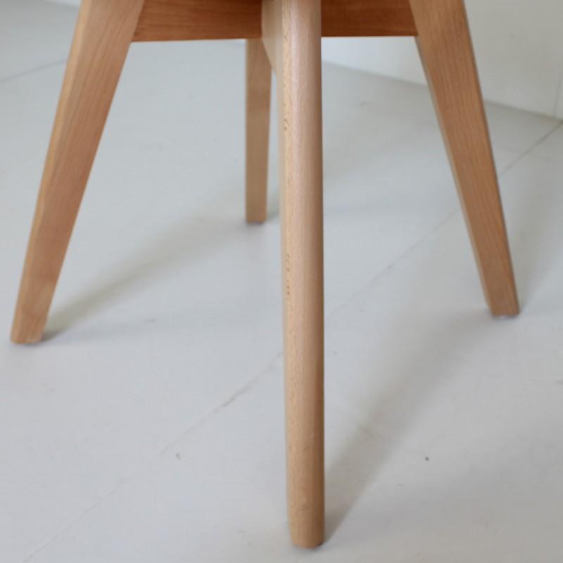 Nordic sedia da pranzo 82,5x48,5x56