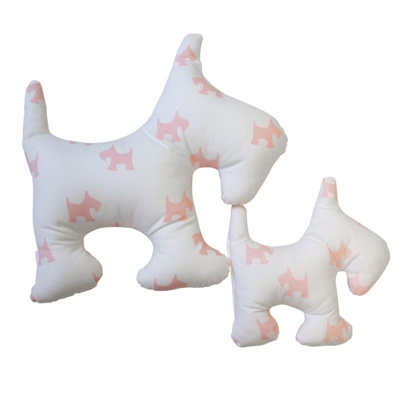 Puppy set 2 coussins enfants