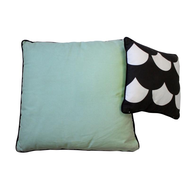 Wendy Set 2 cuscini quadrati