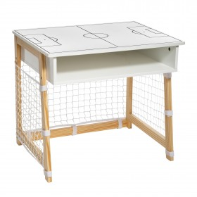 Cancha de futbol escritorio 52x58x46cm