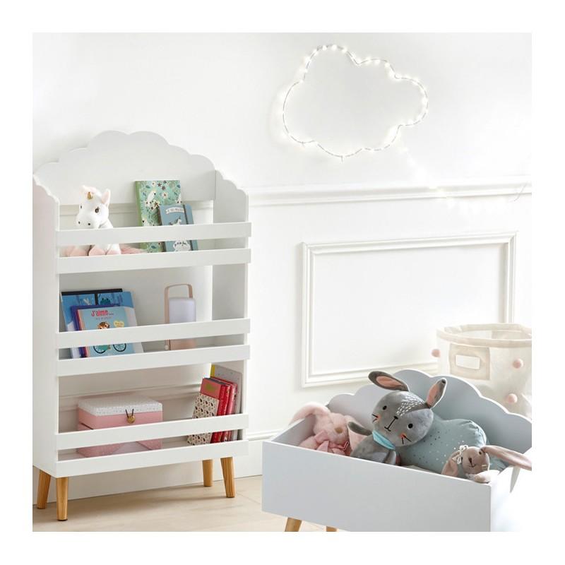 Box a nuvola per giocattoli
