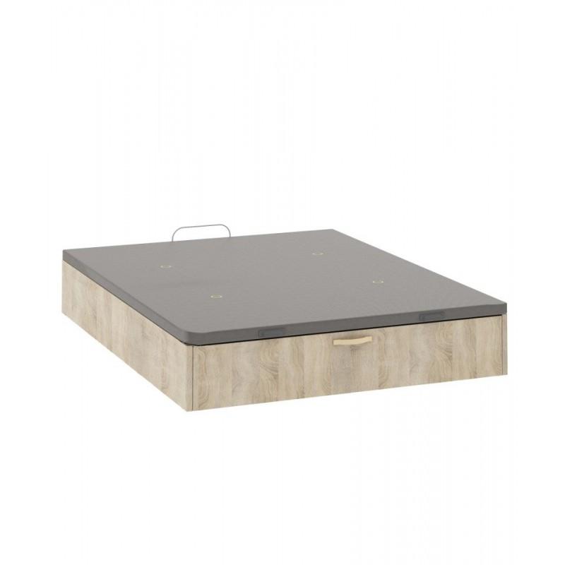 Verona cama canape zapatero aserrado 150x190cm