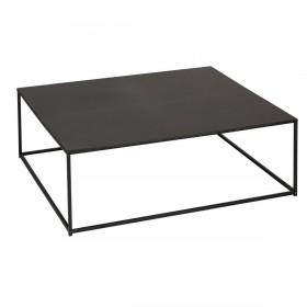 mesa de centro metal Black
