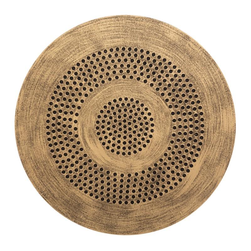 Masai set 2 tables d'appoint S:38,5xø34cm/L:45xø40cm