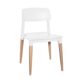 Vintage chic chaise enfants 52x31x32,5cm