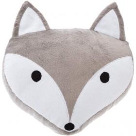 Almofada cabeça de raposa