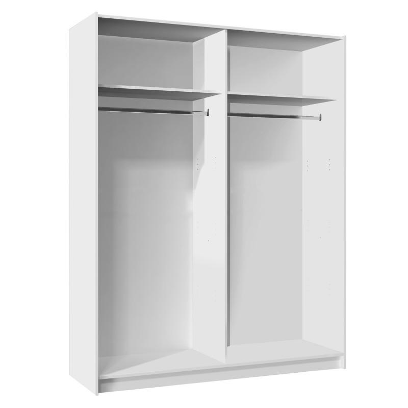 Heaven 150 armário portas corrediças 200x150x60cm