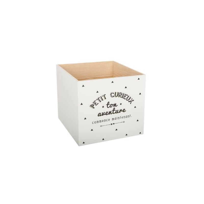 Aventura caja 20x20x17,5cm