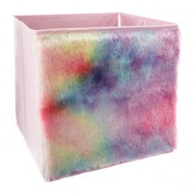 Rainbow caixa de armazenamento 29x29x29cm