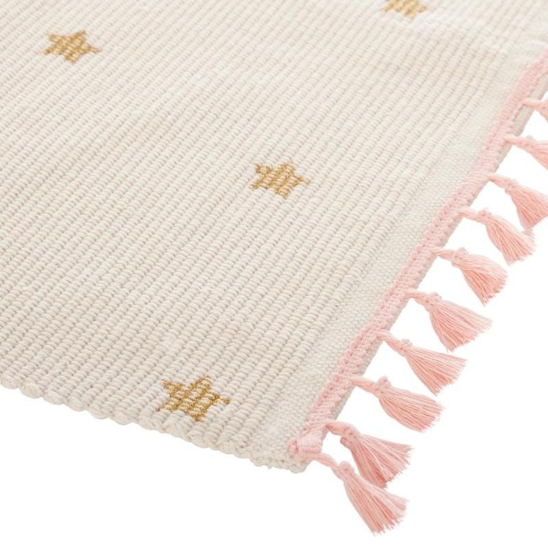 Gold stars alfombra 60x90cm