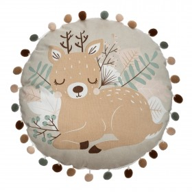 Bambi 2 coussin rond 40øcm
