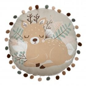 Bambi 2 cuscino rotondo 40øcm