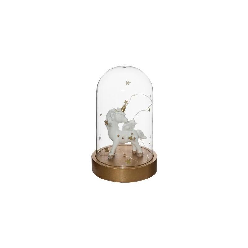 Unicorn lámpara campana 18,5x22,5øcm