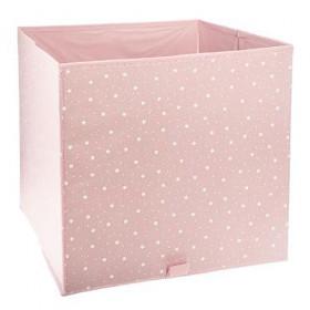 Star caixa de armazenamento para crianças 29x29x29cm