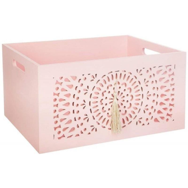 Etnic set de 3 cajas S:16x30x19,8/M:17,9x34,9x25/L:20x40x29,1cm
