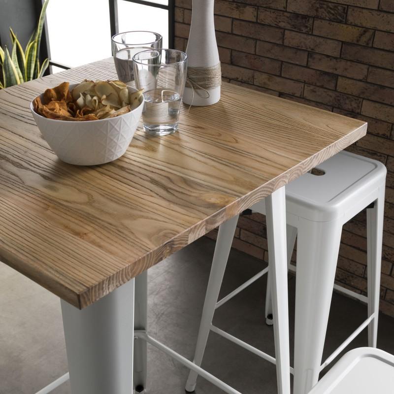 Linx tavolo alto 105x60x60cm