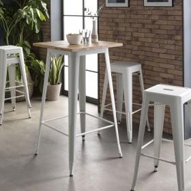 Linx table haute 105x60x60cm