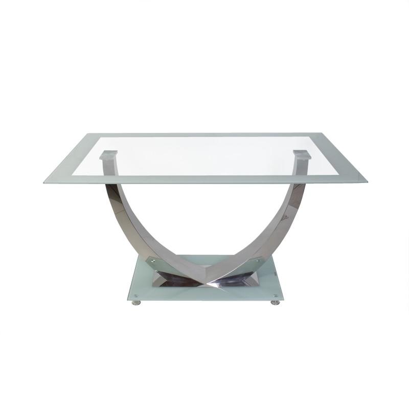 Unique mesa de salón fija 75x140x90cm