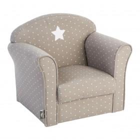 Star sillón infantil estrella 49x35,2x44cm