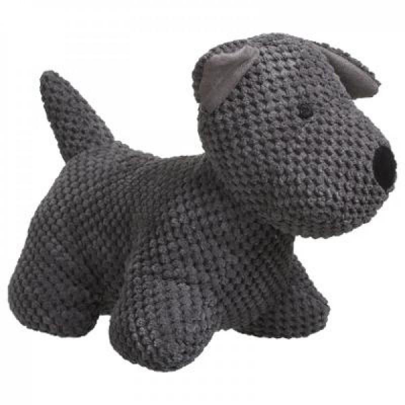 Puppy coal sujeta puertas 31x24cm