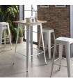Linx pack Table de bar + 4 tabourets