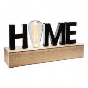 Home Lámpara decorativa 17x34x8cm