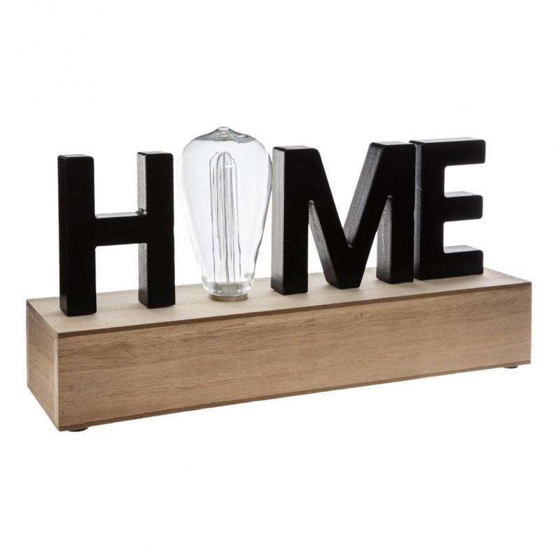 Home Lampe decorative 17x34x8cm