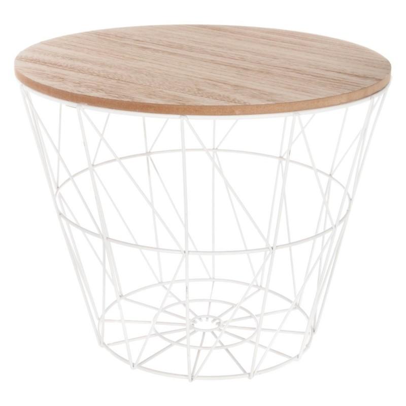 Geometric tavolino 30xø38cm