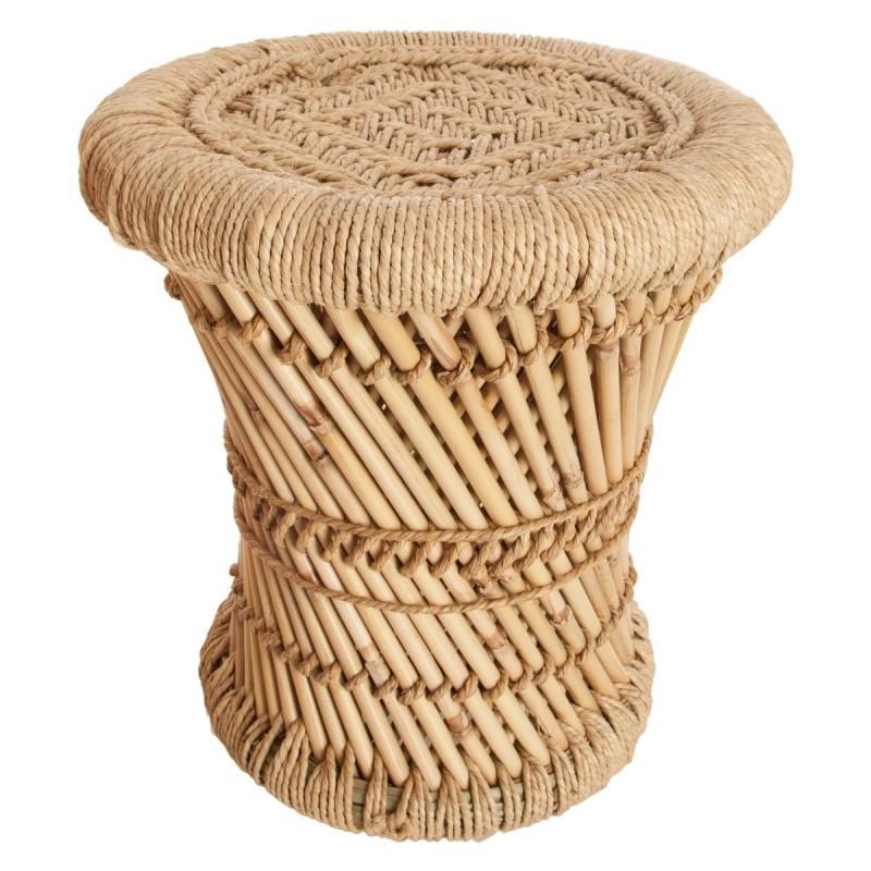 Kenia pack deu tables d´appoint S.30øcm/L.38øcm.