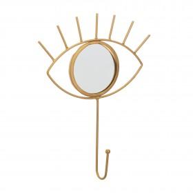 Gold OJO bengaleiro 20x13,5x2,7cm