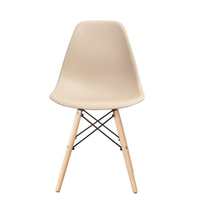 Tower chaise de salle à manger 83x50,5x46,8