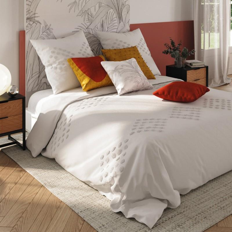 Polka dots conjunto de capa de edredão cama 150/160x190/200cm