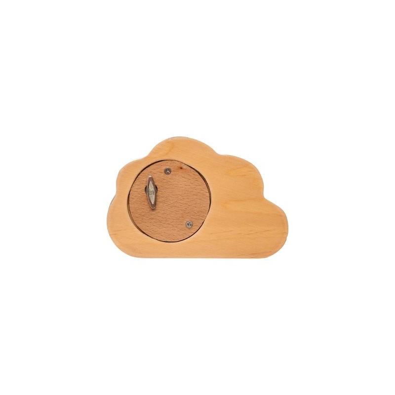 Cloud cajita de musica  9,3x13,8x3cm