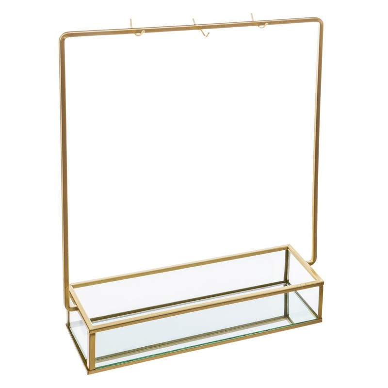Chic scatola in metallo 26x20x7cm