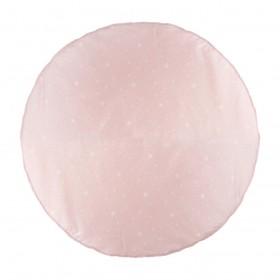 Tipi tappeto rosa ø 120cm