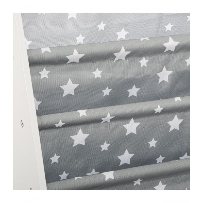 Star librería de tela 71x62x30cm