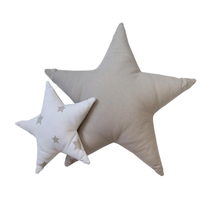 Star Ensemble housse de couette et coussin. Lit 90/105x190/200cm