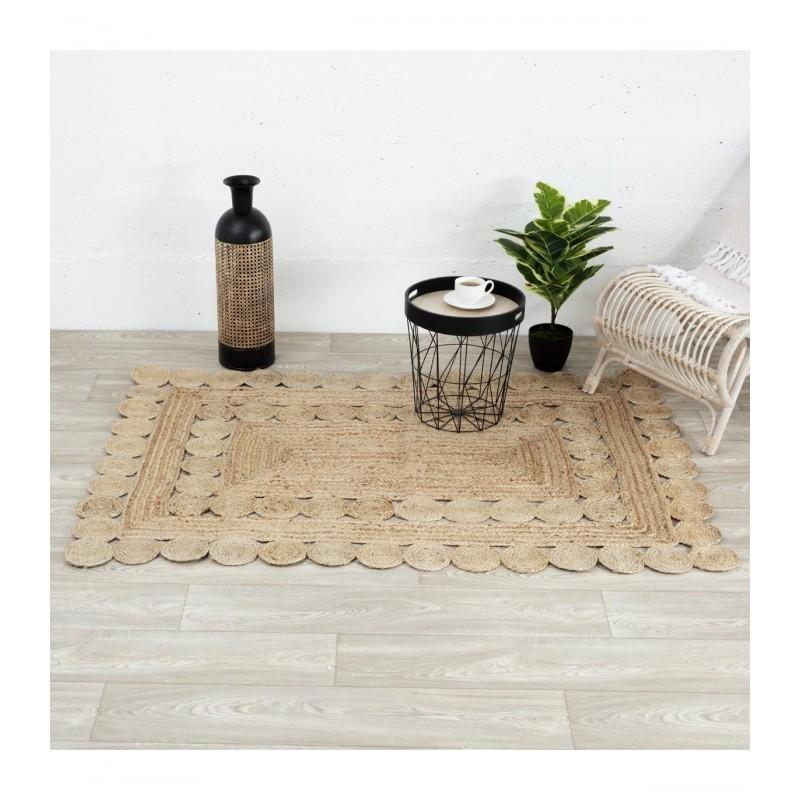 Geometric Boho alfombra 1x170x120cm