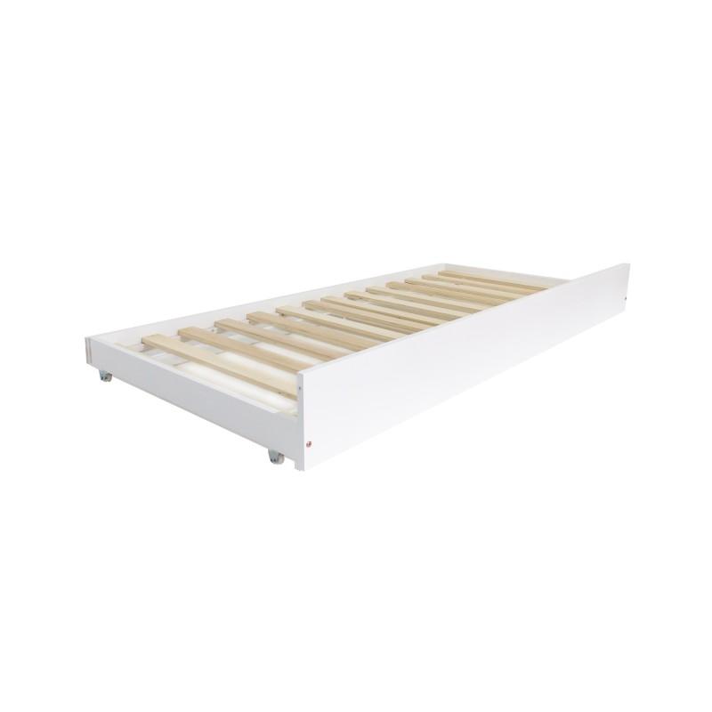 Popins letto estraibile 90x180x15cm