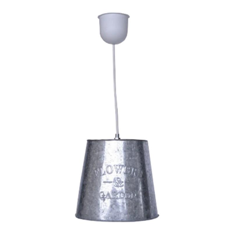 Flower Pot lámpara diam. 19cmx17x 77cm