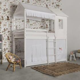 Set tessile per il letto a castello Montessori MU0311