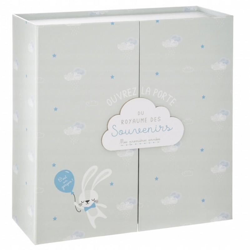 Caja recuerdos de nacimiento