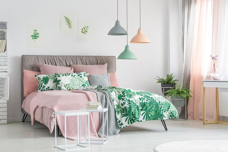 Decoraci n de dormitorios tendencias en 2018 mue mue - Tendencias dormitorio 2018 ...